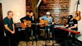 Soul on Fire - Acoustic Performance - Brenton Brown (Third Day Cover)
