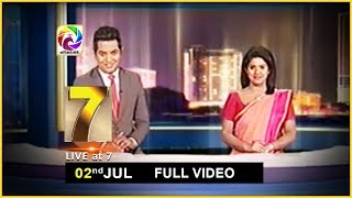 Live at 7 News – 2019.07.02 Thumbnail