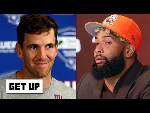 Eli Manning's Response To OBJ Was Hilarious – Domonique Foxworth | Get Up
