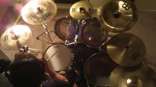 Silverchair Tomorrow drum cover