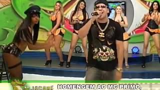 HOMENAGEM AO MC PRIMO (ULTIMA APRESENTAO) NO PGM DO JACARÉ