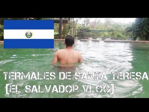 EL SALVADOR: Termales de Santa Teresa [VLOG]