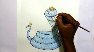 how to draw Cleo de Nile