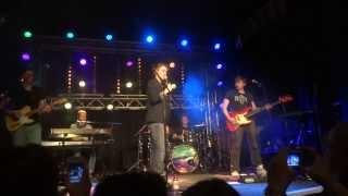 "Johannes Oerding ""Traurig aber Wahr"" live in Fulda"