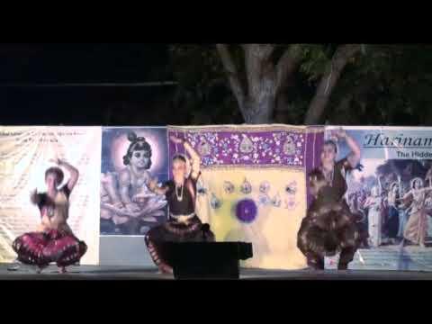Dance - Shyamali, Surata, Gopi Krishna - Das Avatar - Janmastami