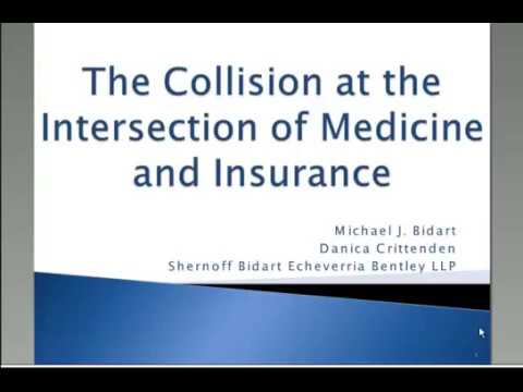 The Collision of Medicine and Insurance