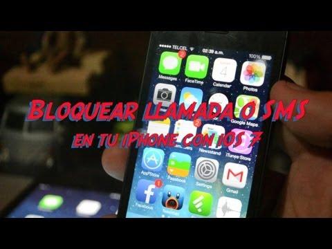 Cómo bloquear llamadas y mensajes entrantes en tu iPhone