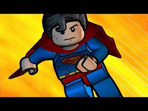 Lego Superman Games Movie