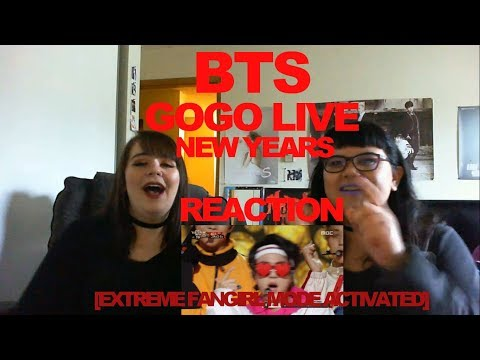 BTS - GOGO (Hearts for ARMY♥_♥) @2017 MBC Music Festival REACTION [EXTREME FANGIRL MODE ACTIVATED]