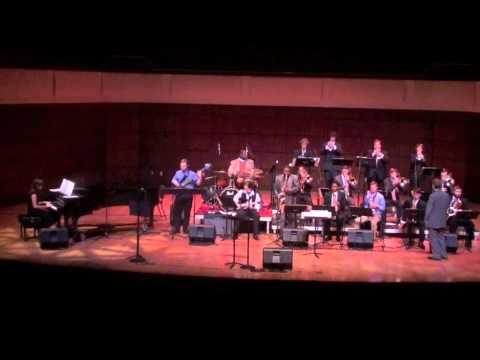 """""""Al Dente"""" performed by UAB Jazz Ensemble - Fall 2011"""