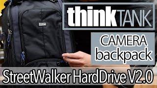 なかなか良さそうなカメラバッグ!thinkTANKphoto StreetWalker HardDrive V2.0  紹介するよ!