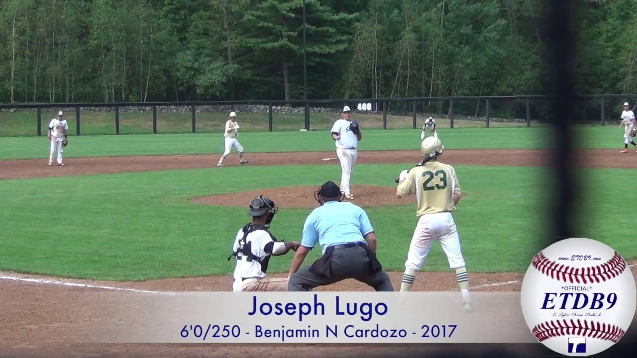 Joseph Lugo - Benjamin N Cardozo High School - 2017 - YouTube