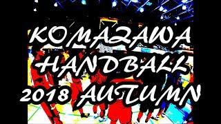 駒澤大学ハンドボール部 2018年秋季リーグ モチベーションビデオ