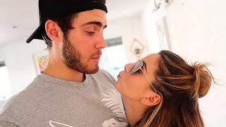 NO KISSING ON CAMERA
