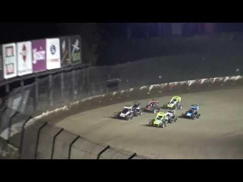 Eldora Speedway Midget Heat 9/22/2018