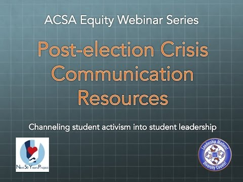Equity Webinar Post Election Success and Healing 20161118 1908 1