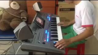 Đính Ước - Yamaha Tyros 5 âm thanh cực phê !!