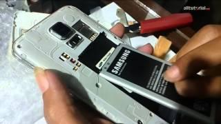 Cek Kondisi Samsung Replika SM-G9006V yang dikirim via JNE Mp3