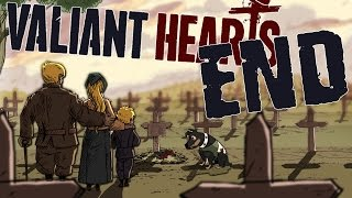 A TEARFUL GOODBYE | Valiant Hearts: The Great War (END)