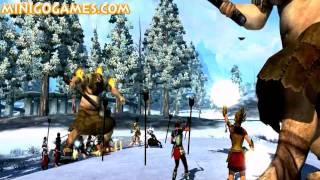 Gods & Heroes - Rome Rising Video Game - Hero Camp HD   www.MiniGoGames.Com