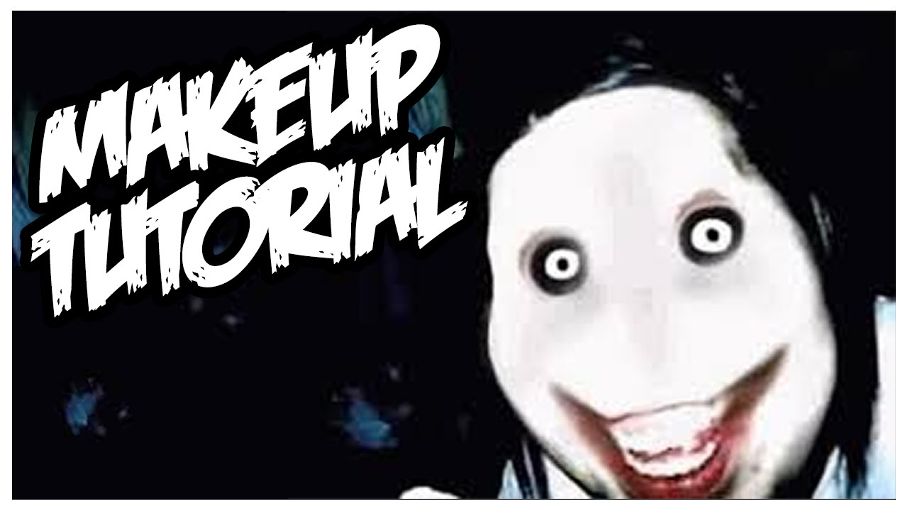 jeff the killer make up tutorial youtube