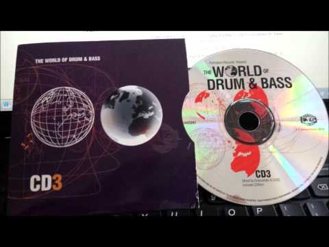 The World of Drum & Bass mixed by Grooverider