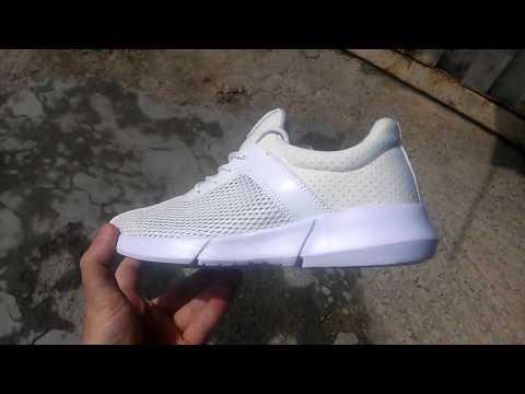 Женские кроссовки серые аналог Найк роши ран Nike Roshe Run White