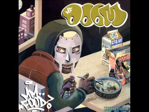 Клип MF Doom - Potholderz feat. Count Bass D