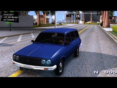 Renault 12 TSW [Break] - GTA San Andreas TUNING 🔥 4K / 60FPS 🔥 GTX 1080