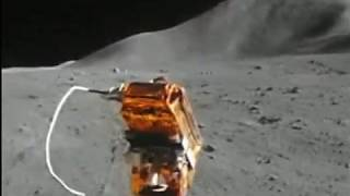 NASA Apollo 15 - EVA 2 - Rover run (16mm) part2