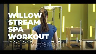 Willow Stream Spa Workout Sessions