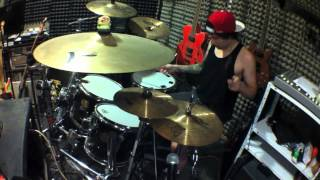 Keedz Stand On The World - Cover GusDrummer.mp3