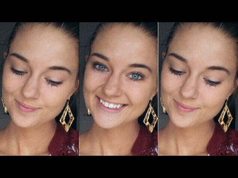 makeup for beginners  a simple start  youtube