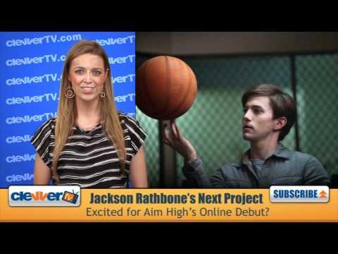 Jackson Rathbone In New Series 'Aim High'