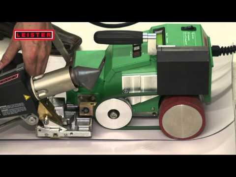 Leister Uniroof E Pup 40mm 230v Roof Welding Machine