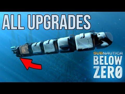 *NEW* VEHICLE - Sea Truck MAXIMUM Modules || Subnautica Below Zero