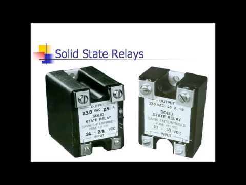 Thyristor Heater Controller and Solid State Relays by Savik