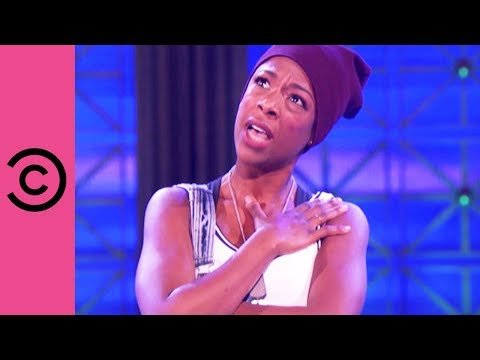 Samira Wiley Is Naughty by Nature  Lip Sync Battle