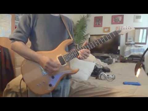Riviera Paradise guitar cover