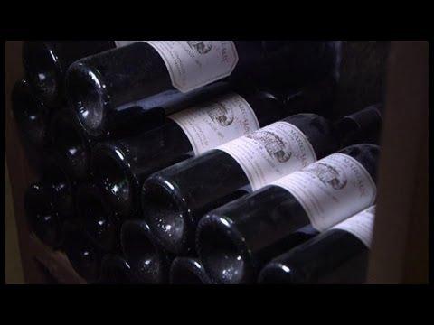 Elite and Loving It in Monaco's Secret Wine Cellar