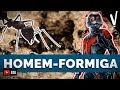 HOMEM-FORMIGA | CIÊNCIAS DA NATUREZA