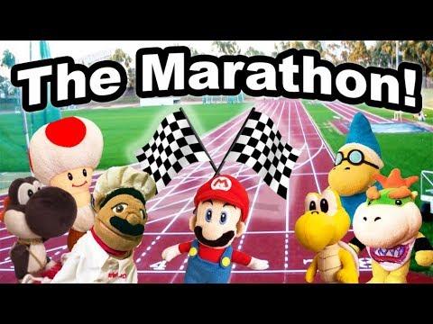 SML Parody: The Marathon!