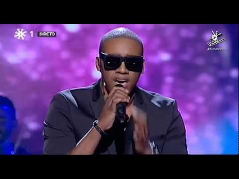 Anselmo Ralph - Por Favor DJ   Gala   The Voice Portugal