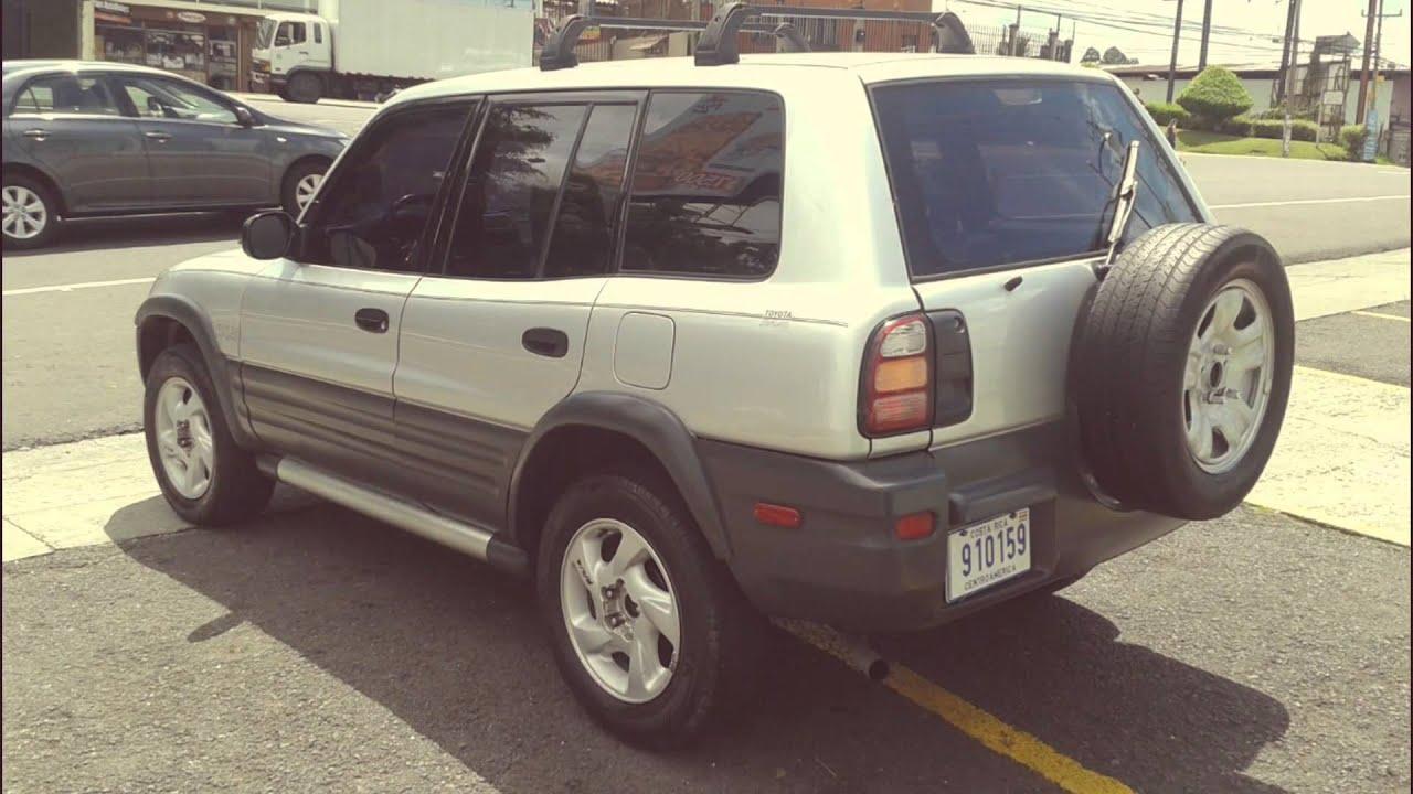 Toyota Rav4 Usa >> Toyota Rav4 1998 - YouTube