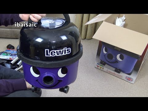 Hoover Jet 1000 S4412 Twin Speed Vacuum Cleaner Unboxing