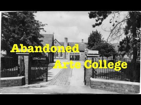 Abandoned Longlands School Stourbridge 5.1.16