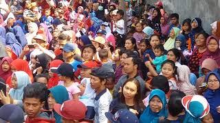 SIGAP!!!!! Aksi Pasukan Merah - ANDRA KARISMA New Rajawali
