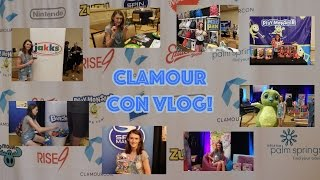 clamour con vlog my time in california