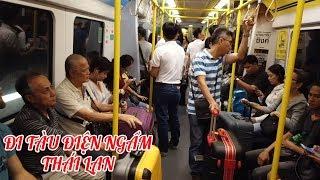 Du lịch Thái Lan tự túc|Đi tàu điện ngầm nhanh rẻ