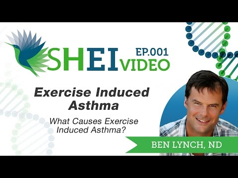 What Causes Exercise Induced Asthma?